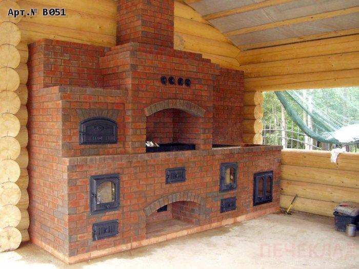 Как выложить русскую печь, барбекю открой электрокамин real-flame cfrisc inter flame ffina /hanorama/ mille