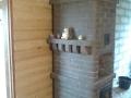 Печь для отопления с варочной плитой