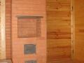 Печь дачная отопительно варочная в простенок