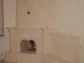 Изразцовый камин в дом