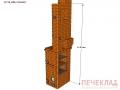Печь отопительная с варочной двхэтажная ov18_885x1140xd2