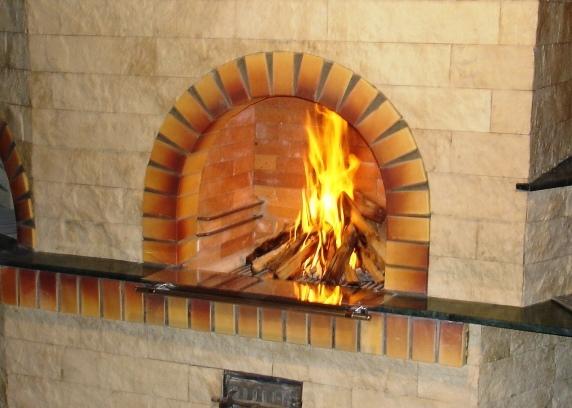 Растопка мангала барбекю на сайт барбекю камин и печь