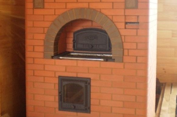 уникальная печь с подтопоком