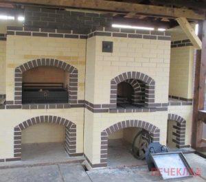 Барбекю и печь