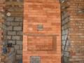 Печь отопительная двухэтажная