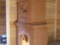 Открытый камин для дома