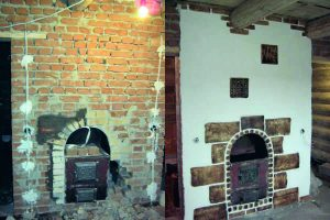 Фото ремонта Шведки до и после