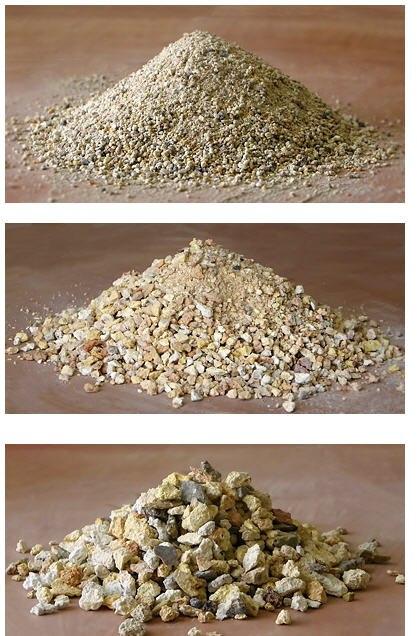 Материалы для шамотного кирпича