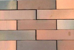 Керамический кирпич из красной глины