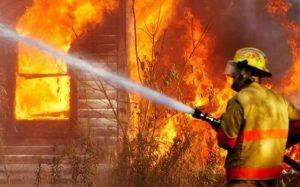 Причины возгорания банной печи